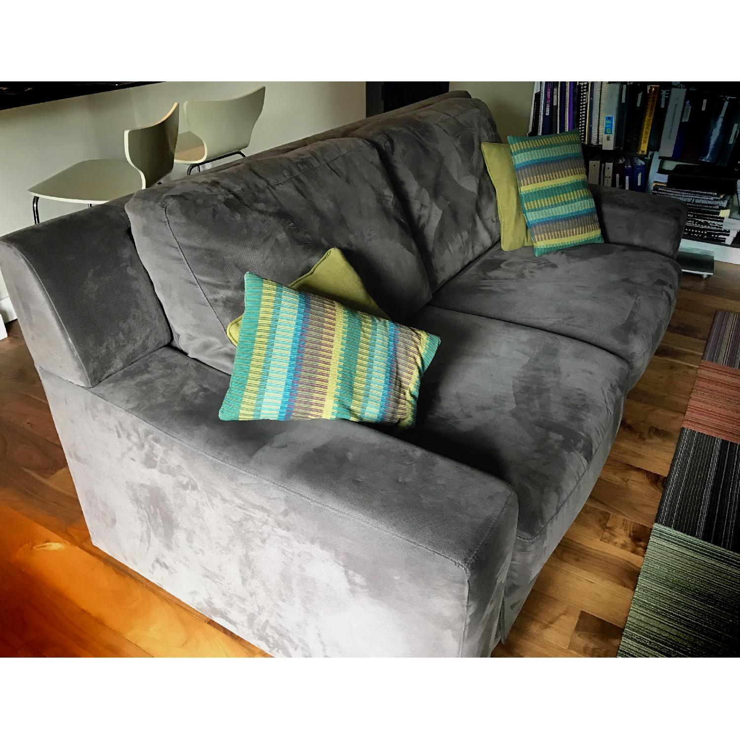 Crate & Barrel Winston Queen Size Comfort Sleeper Sofa - image-2