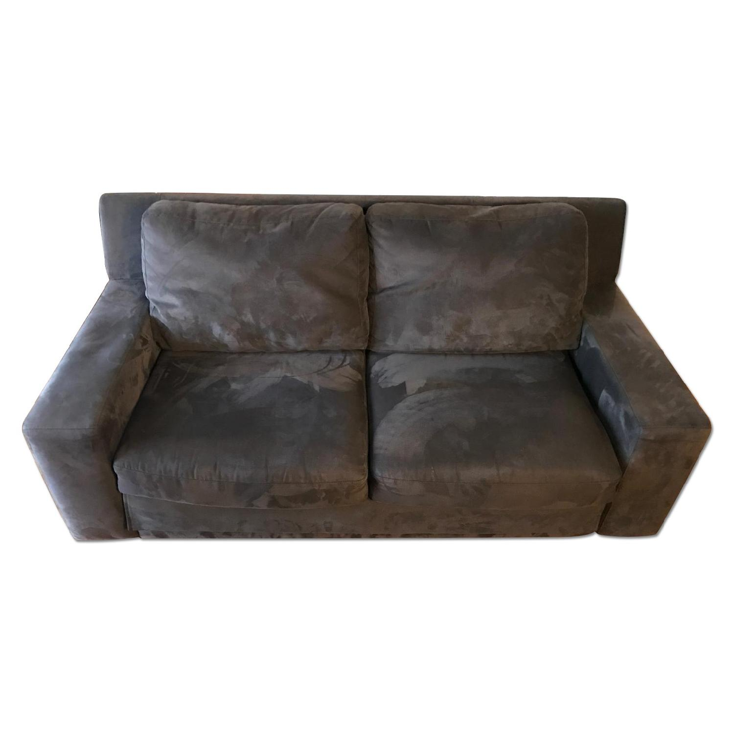 Crate & Barrel Winston Queen Size Comfort Sleeper Sofa - image-0