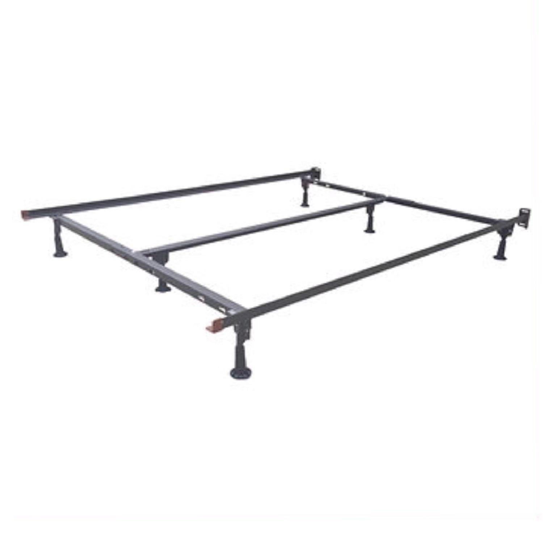 Adjustable Metal Bed Frame - image-0