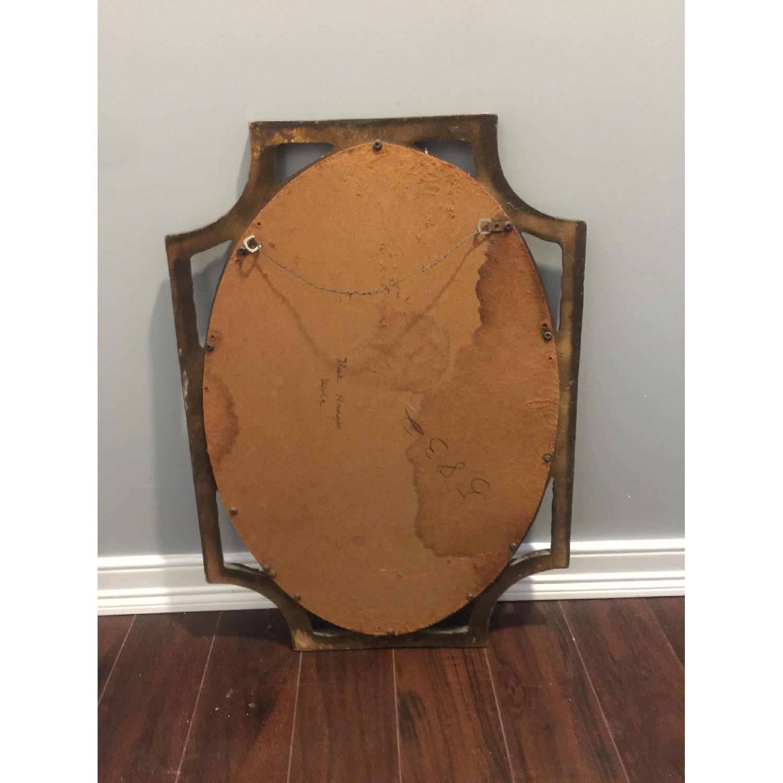 Vintage 1970's Decorative Mirror - image-2