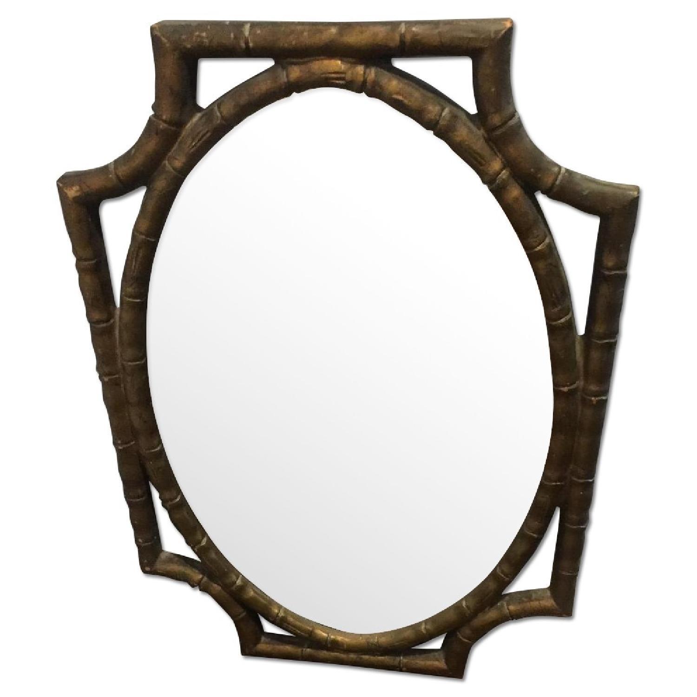 Vintage 1970's Decorative Mirror - image-0