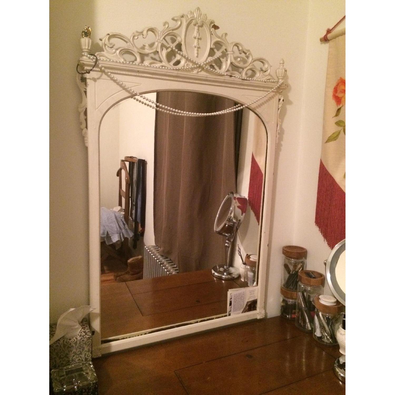 Victorian Mantel Mirror - image-1