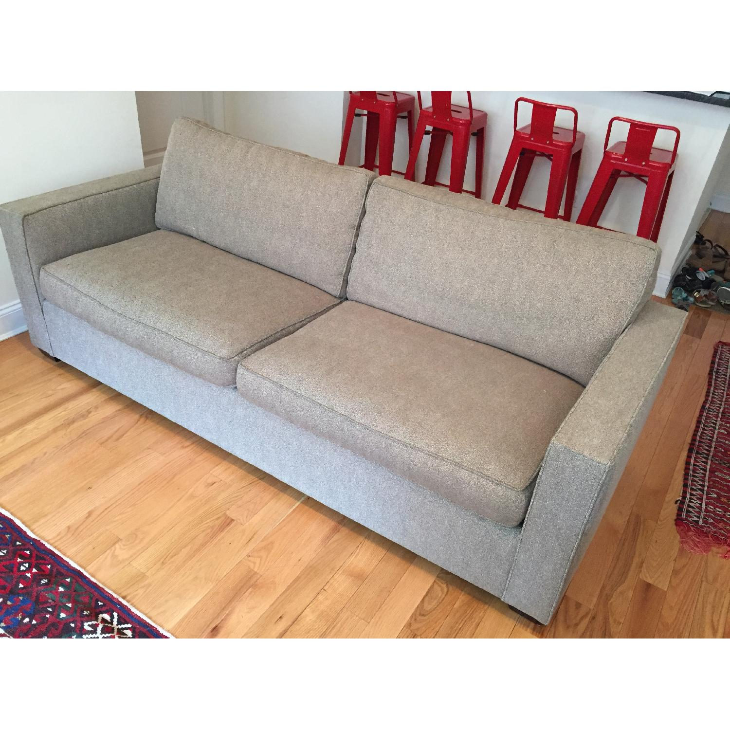 Room & Board 2 Seater Couch - image-4