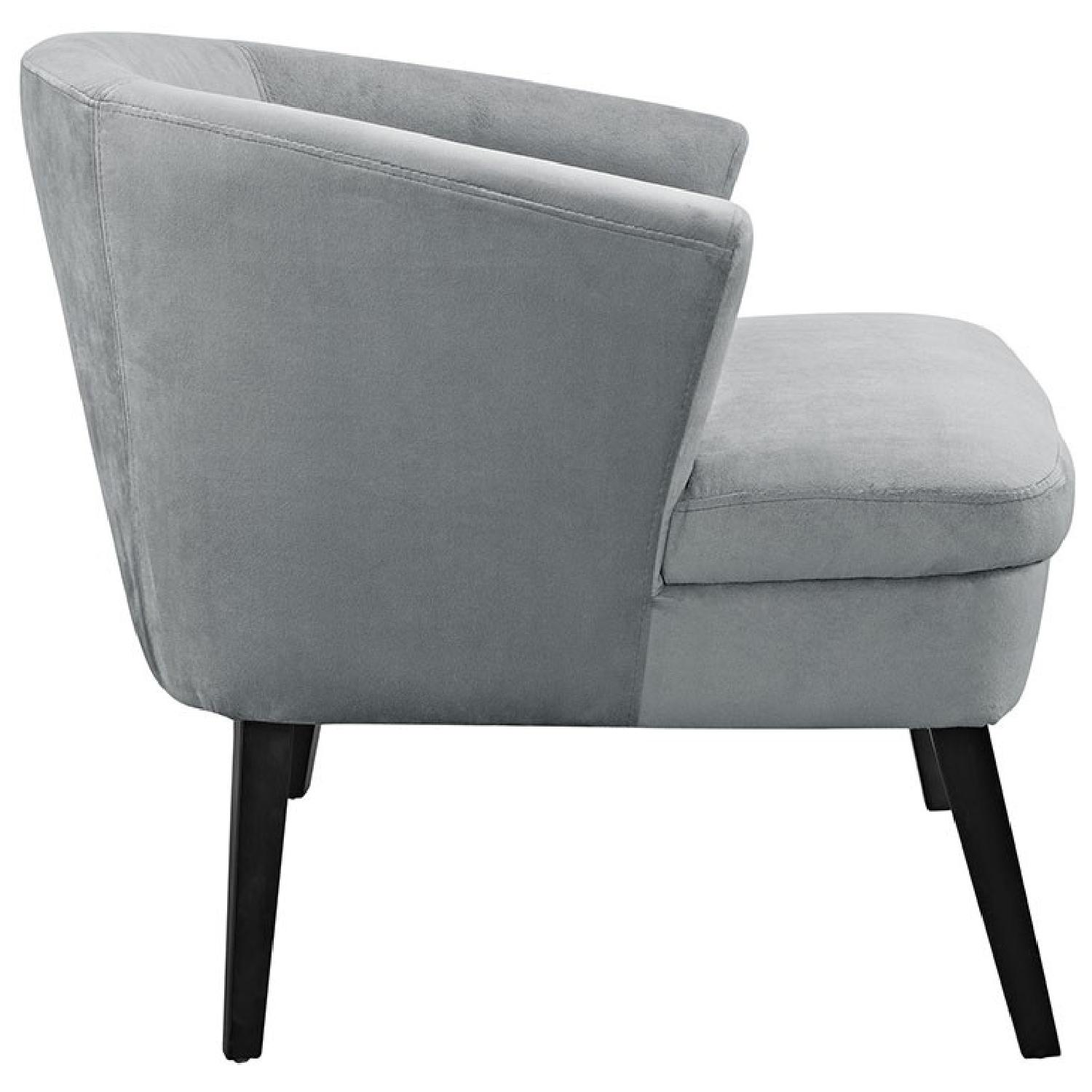 Gray Armchair - image-1
