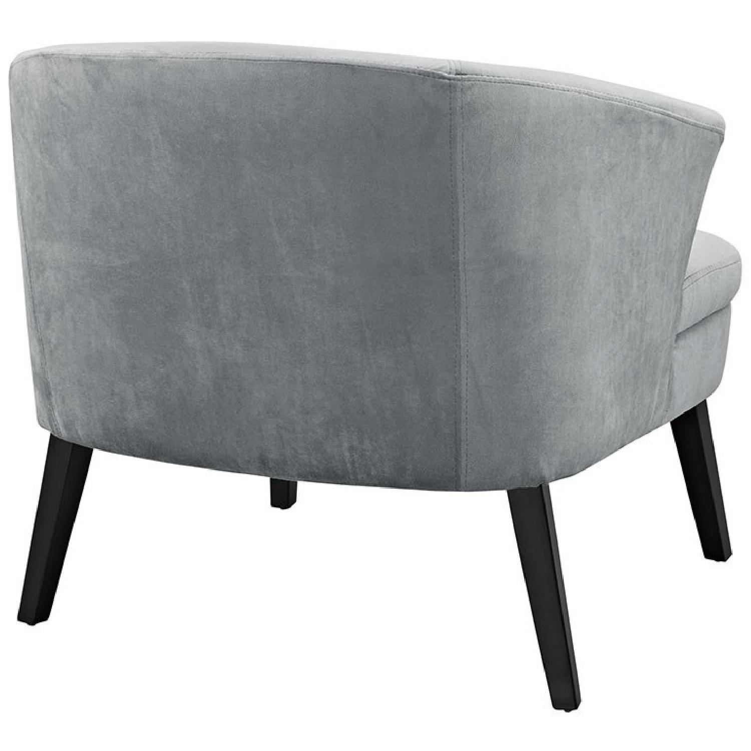 Gray Armchair - image-2