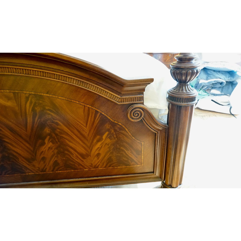 Thomasville King Bed w/ Headboard - image-2