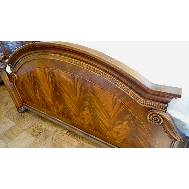 Thomasville King Bed w/ Headboard - image-9