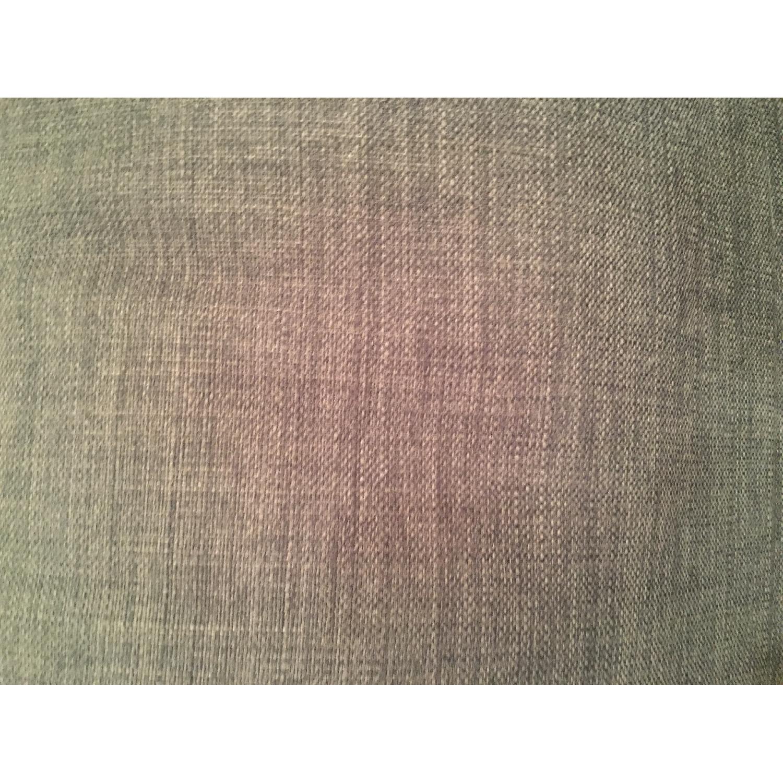 Ikea Grey Sofa Bed w/ Storage - image-4