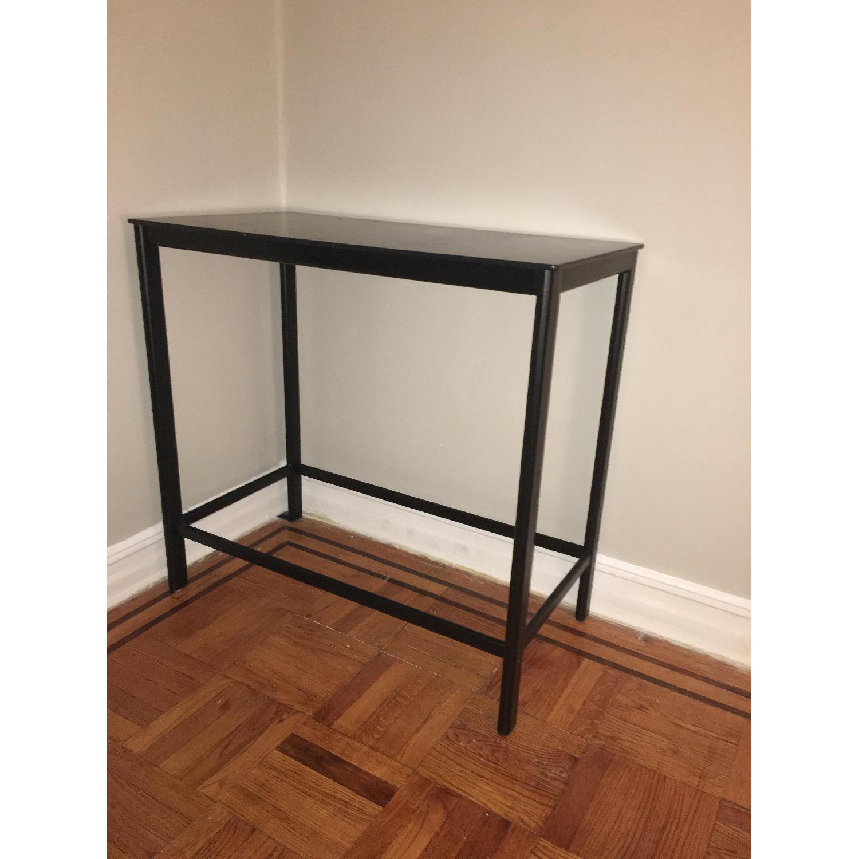 Ikea Garpen Bar Table w/ 4 Stools - image-3