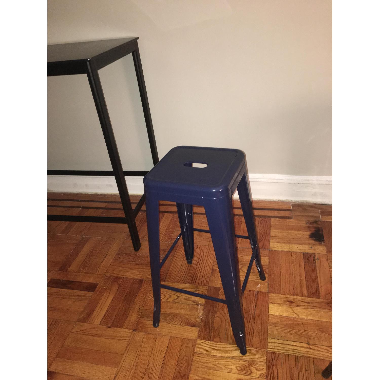 Ikea Garpen Bar Table w/ 4 Stools - image-4