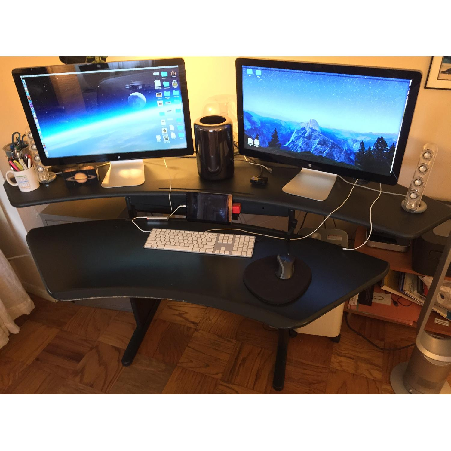 BioMorph Computer Ergonomic Height Adjustable Desk - image-1