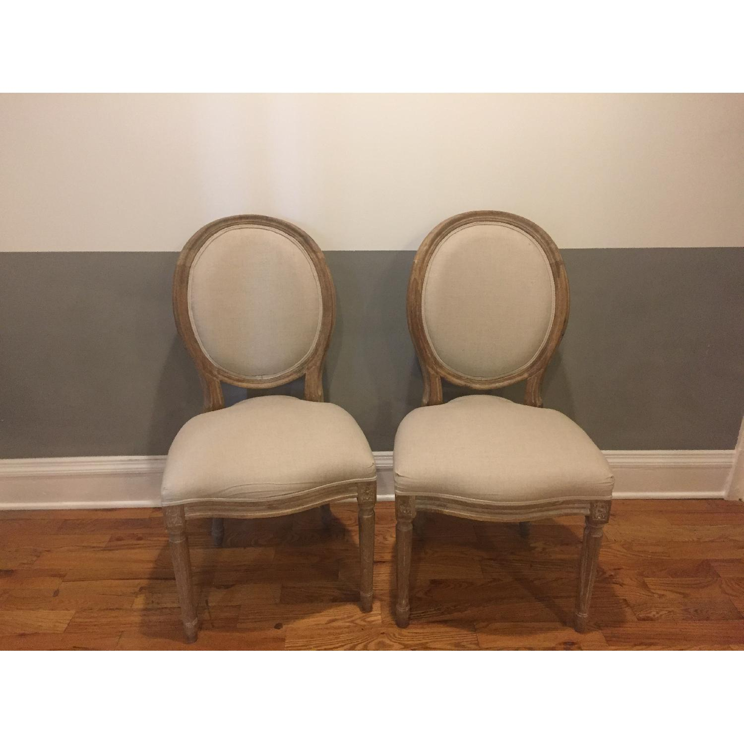 Wisteria Louis XVI Dining Chairs - image-1