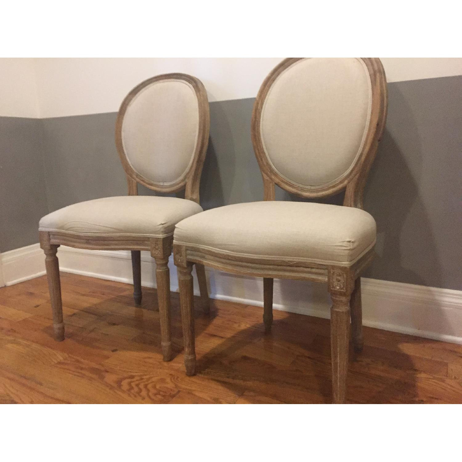 Wisteria Louis XVI Dining Chairs - image-2
