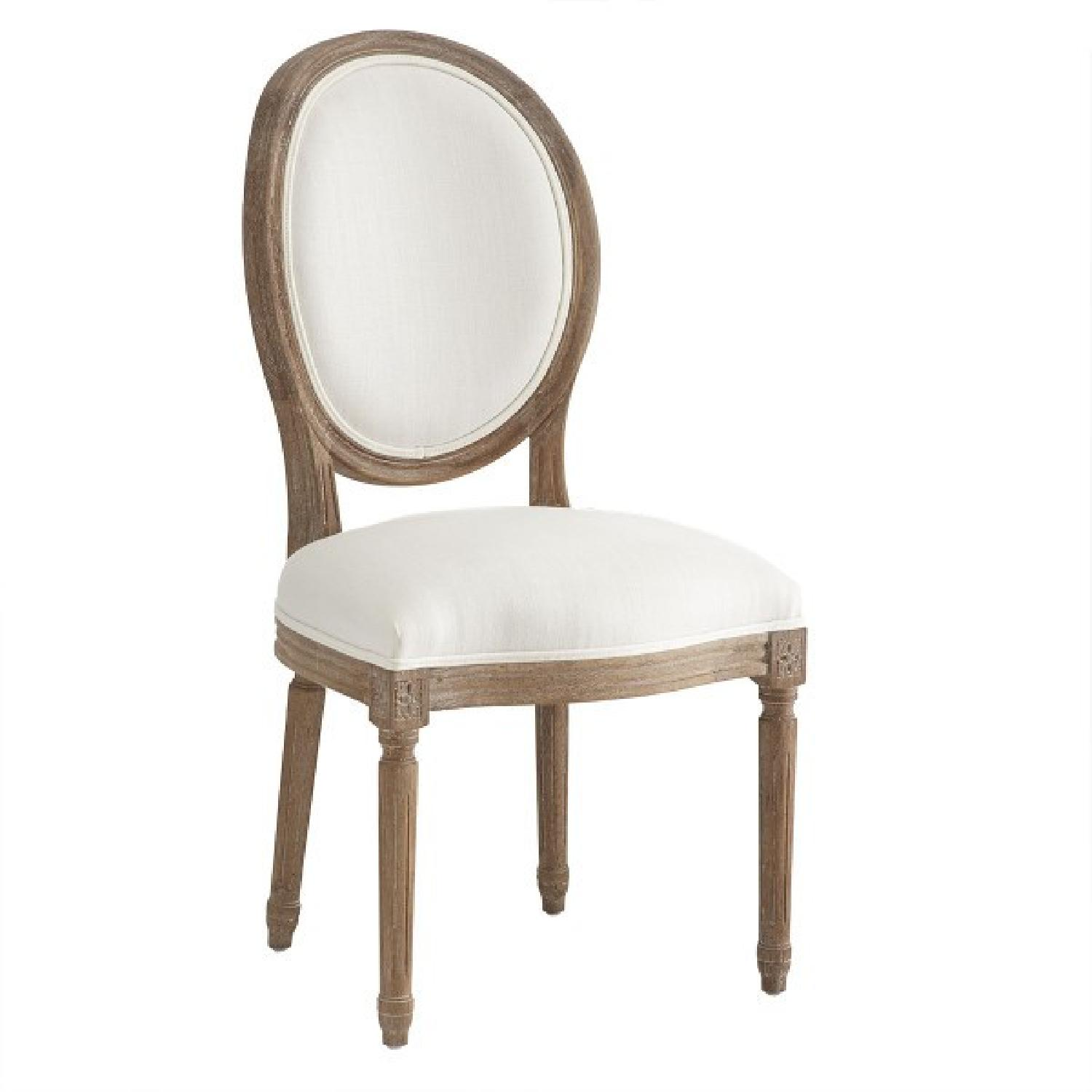 Wisteria Louis XVI Dining Chairs - image-6