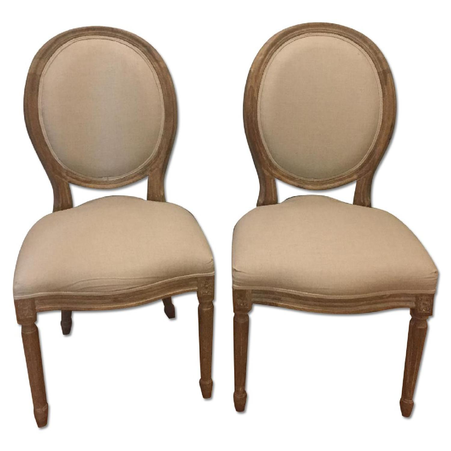 Wisteria Louis XVI Dining Chairs - image-0