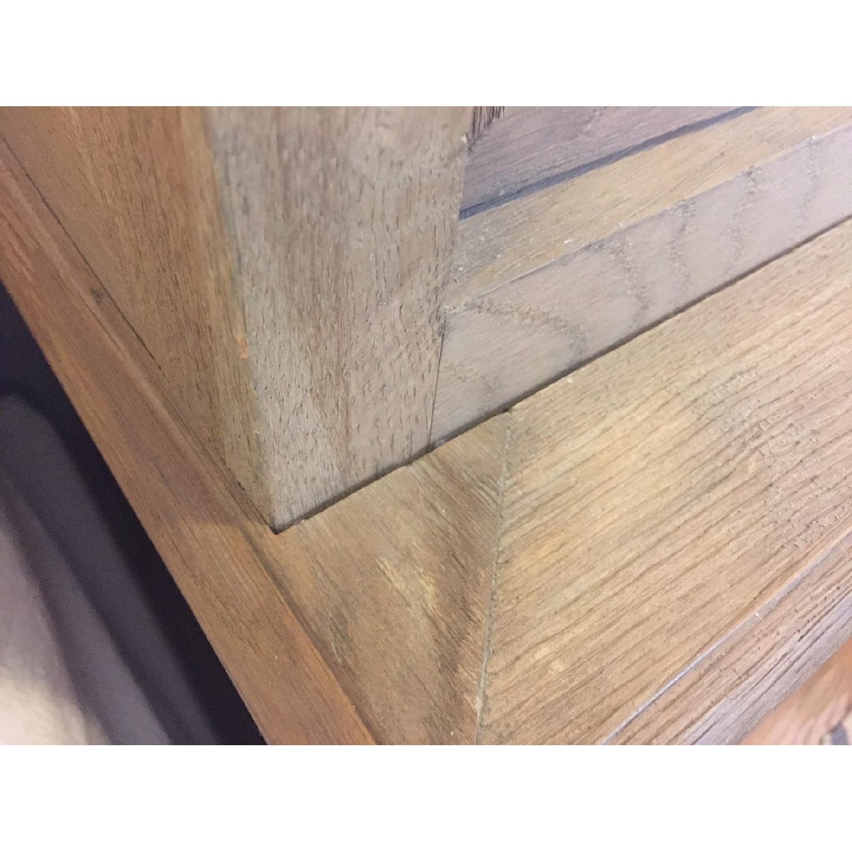 Restoration Hardware French Casement Double-Door Sideboard & Hutch - image-8