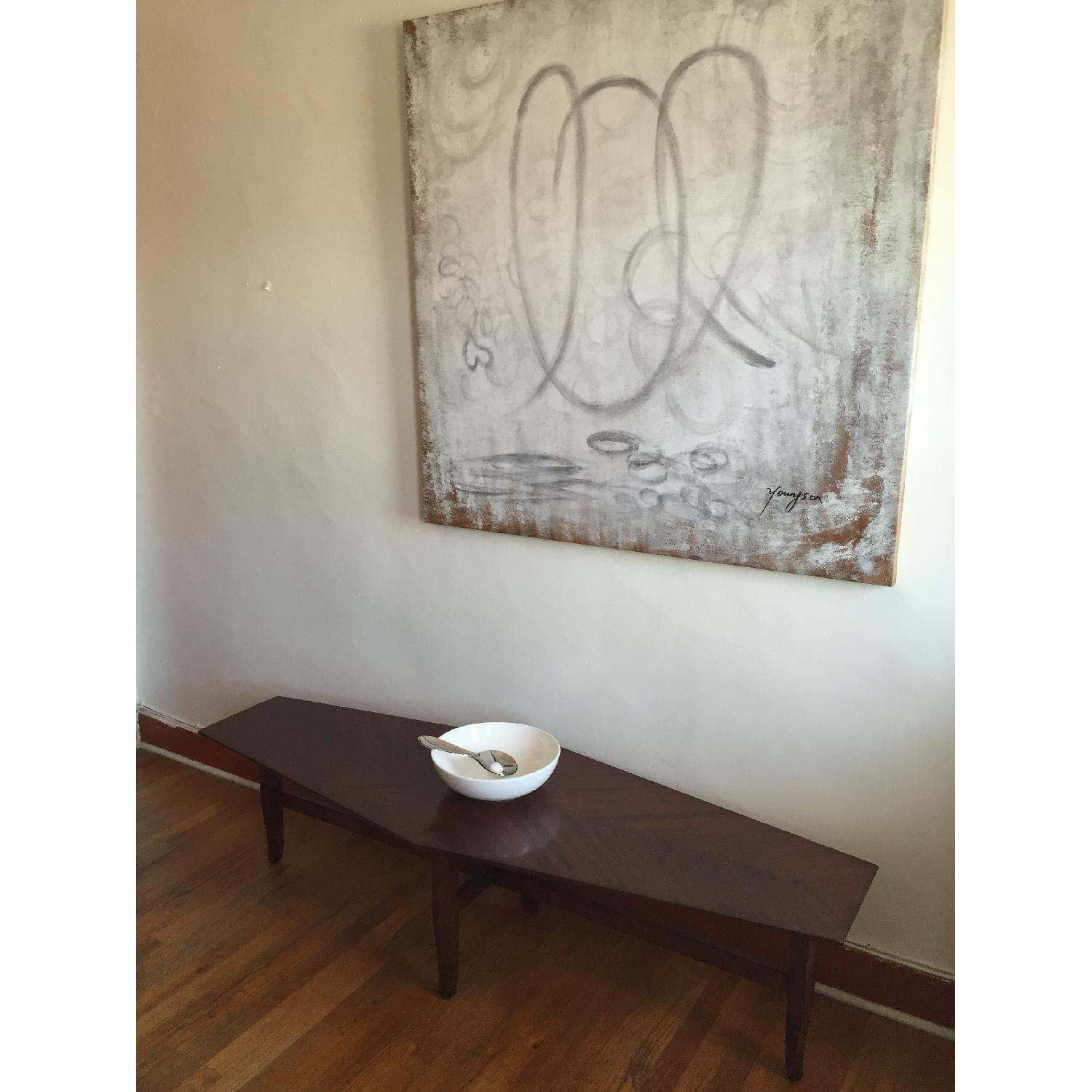 Mitchell Gold + Bob Williams Surfboard Coffee Table - image-4