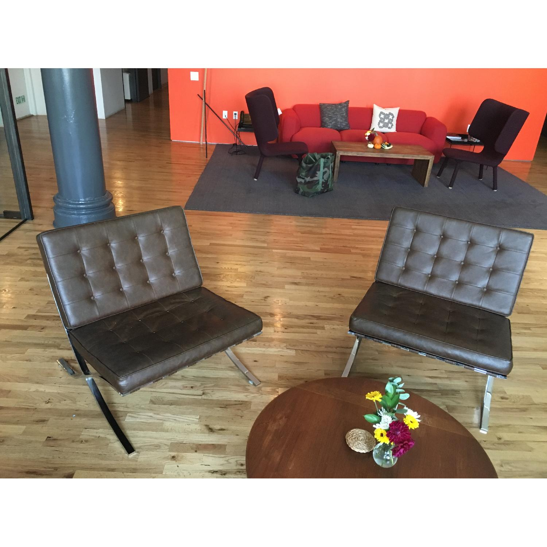 Replica Knoll Barcelona Chairs - image-1