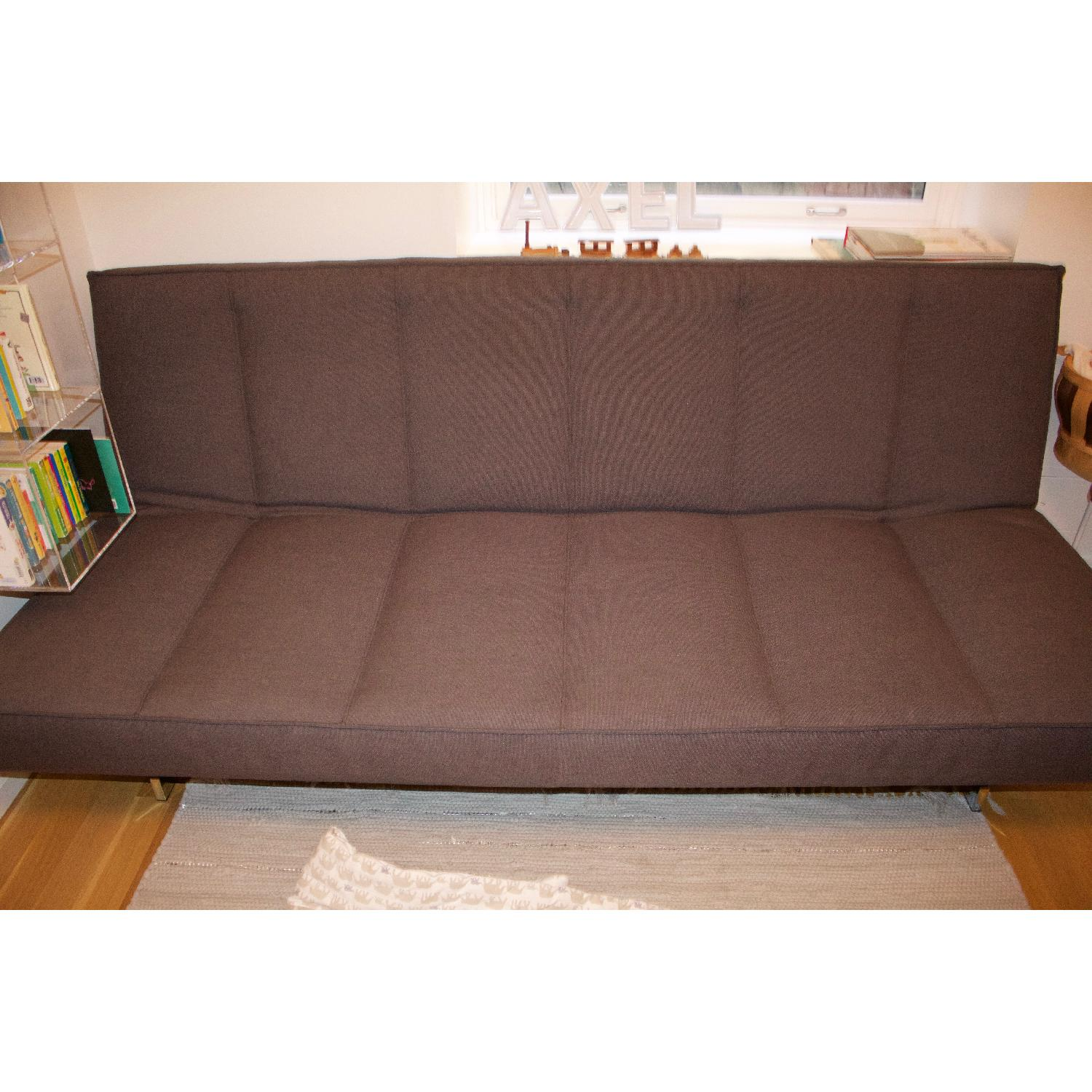 CB2 Flex Gravel Sleeper Sofa - image-20