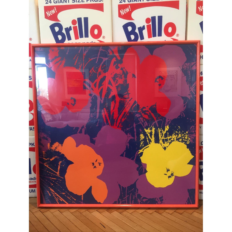 11.66 Warhol Flowers - image-1