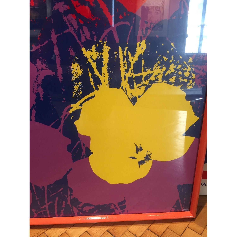11.66 Warhol Flowers - image-5