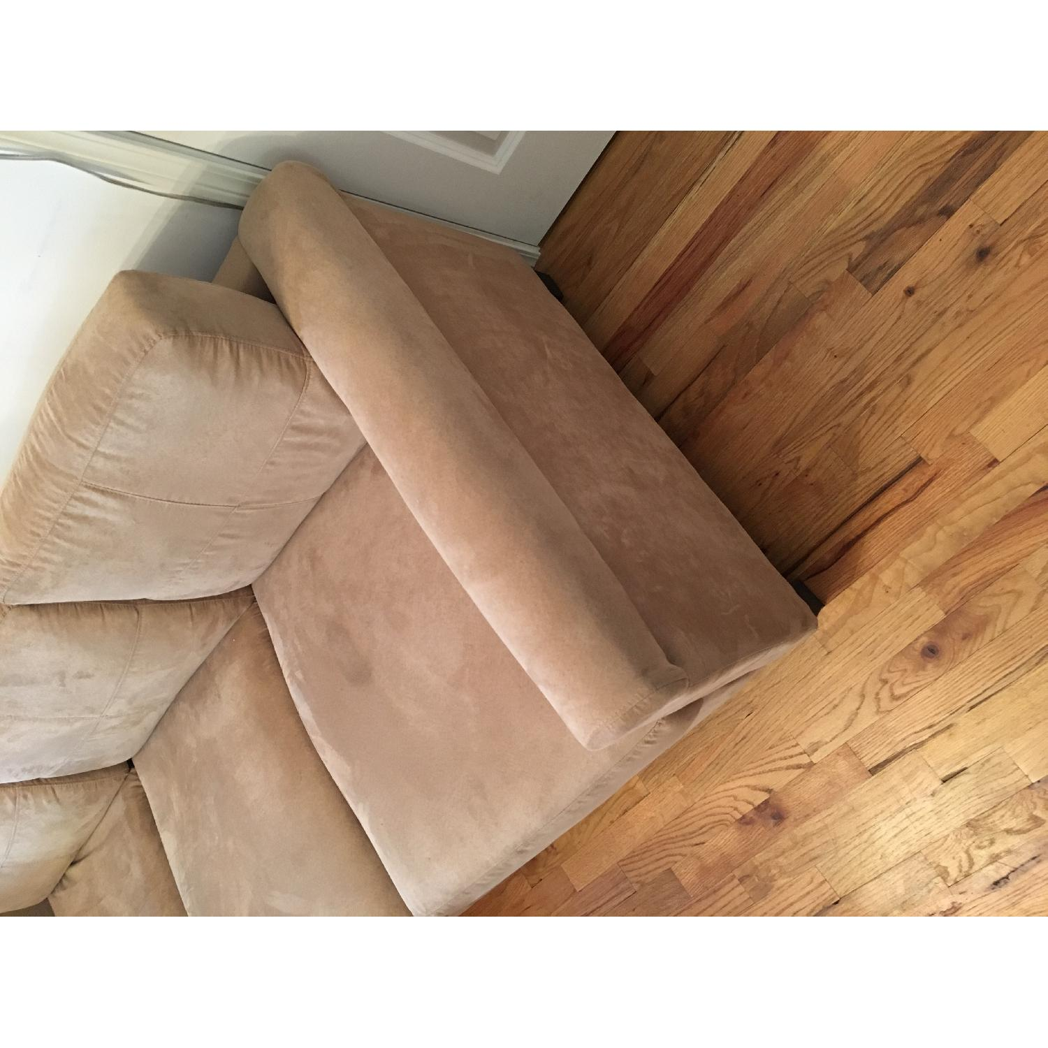 Beige Sectional Sofa - image-3