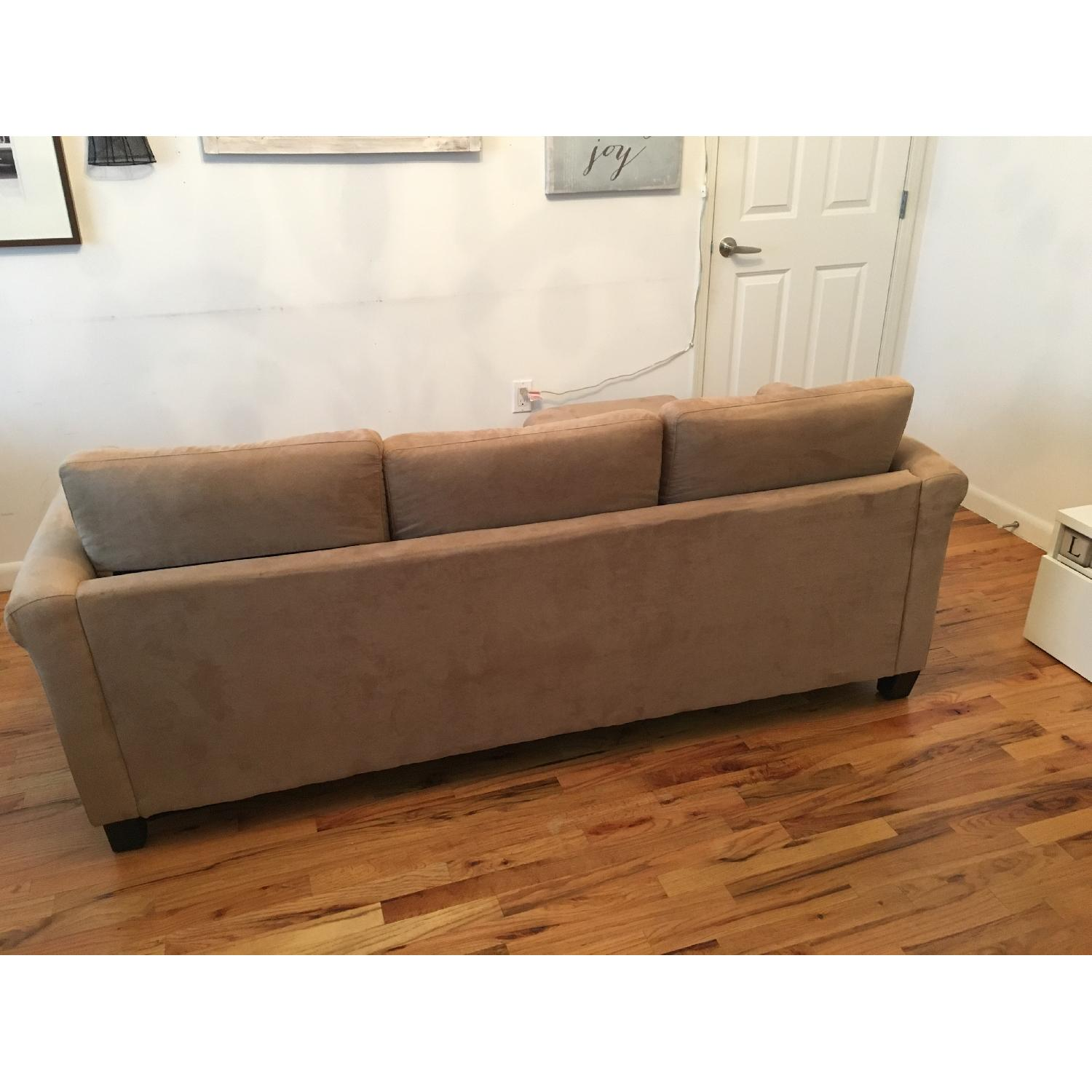 Beige Sectional Sofa - image-4