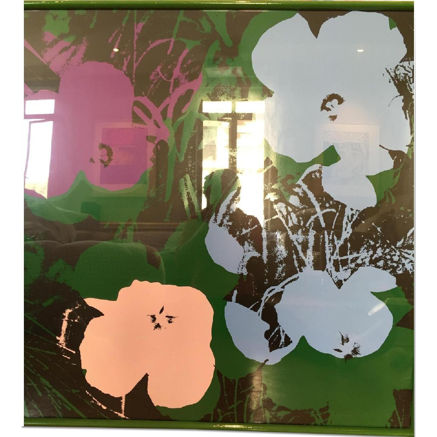 Warhol Inspired Flower Collection - image-0