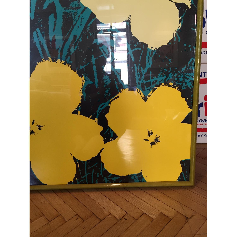 Warhol Inspired Flowers - image-3