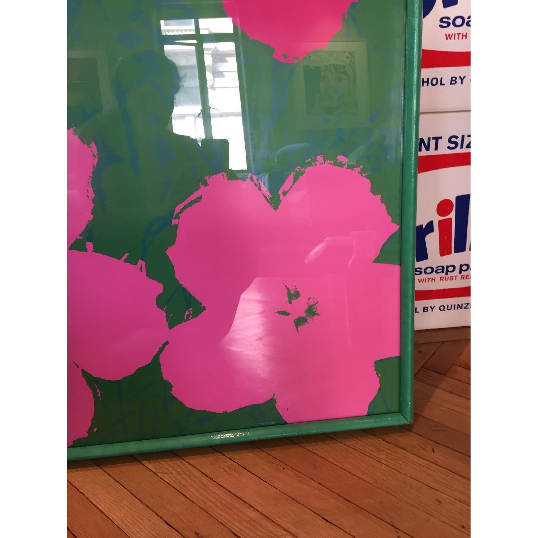 Warhol Inspired Flowers - image-4