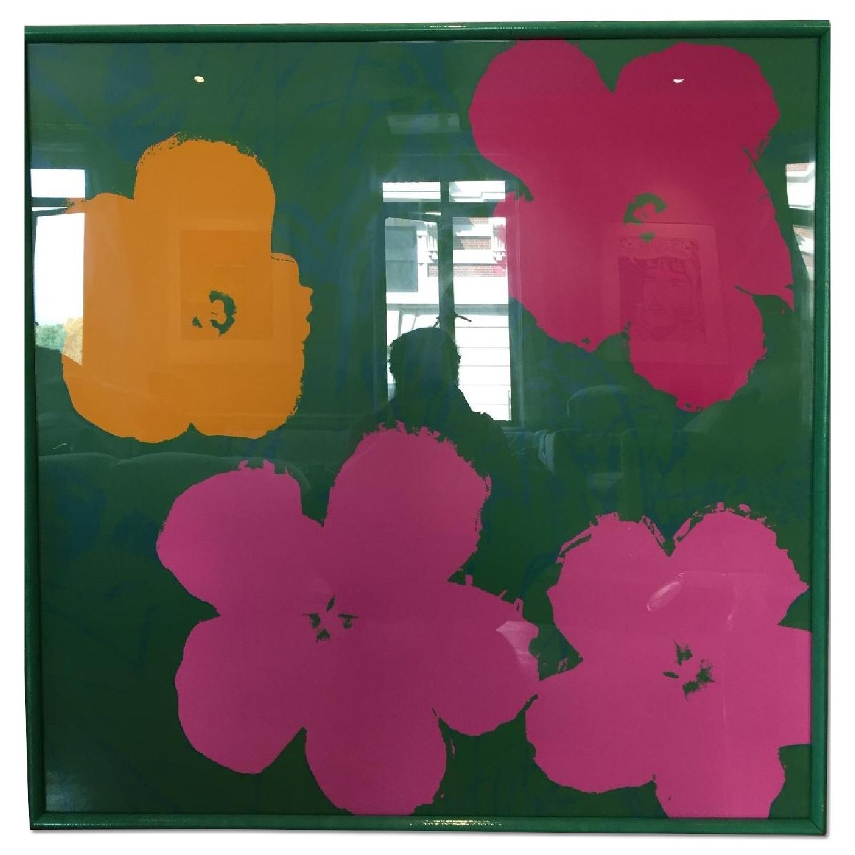 Warhol Inspired Flowers - image-0