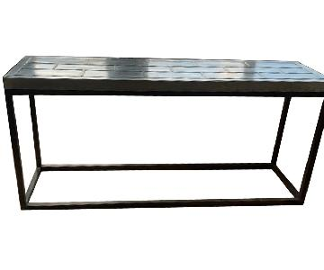 Restoration Hardware Console Table
