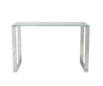 Glass Desk/Console Table