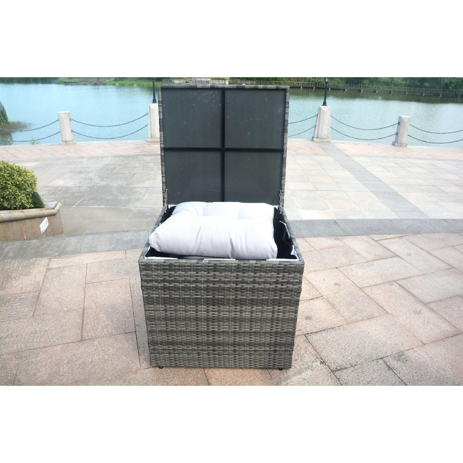 Edmond 6 Piece Outdoor Set w/ Storage-0