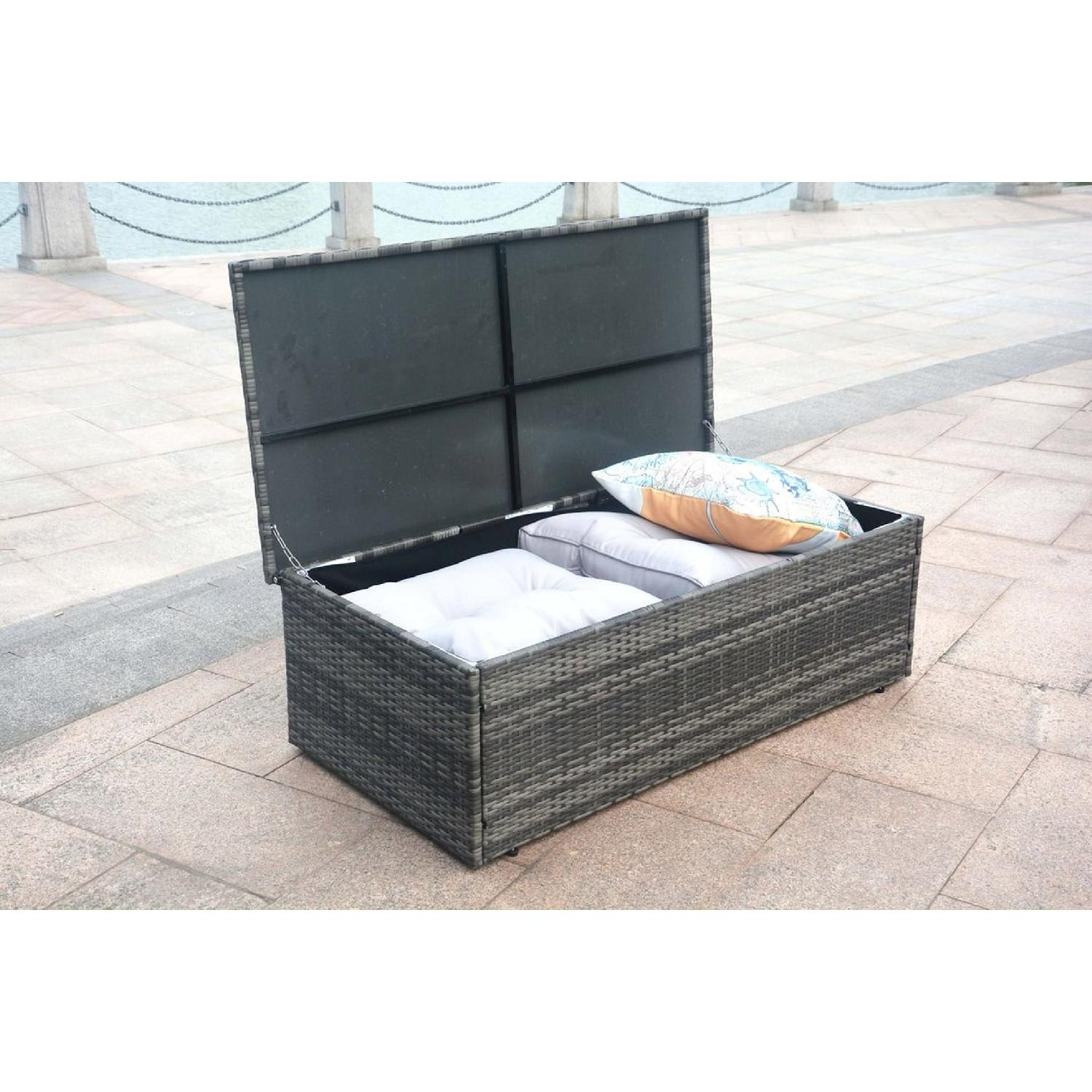 Edmond 6 Piece Outdoor Set w/ Storage-1