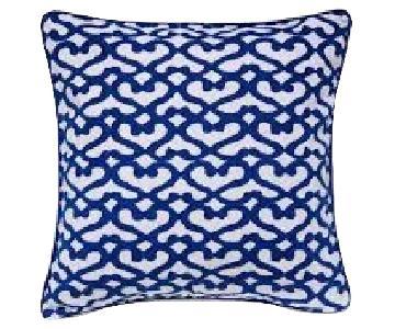 Roberta Roller Rabbit Big Cata Decorative Throw Pillows