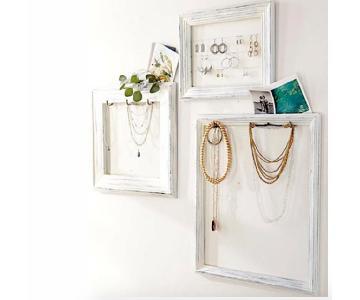 Pottery Barn Jewelry Hanger Frames