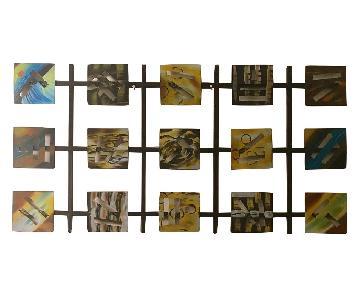 Squares Wall Art