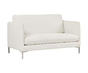 CB2 Flatiron Apartment Sofa