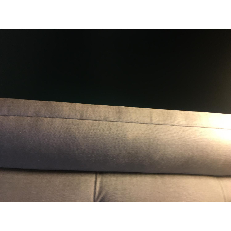 Restoration Hardware Adler Tufted Fabric King Bed-3