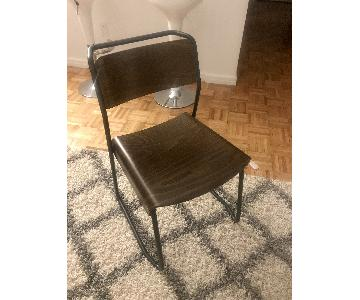 VG&P Canteen Utility Chairs