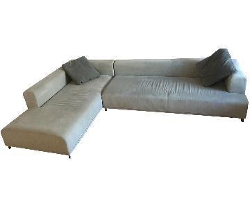 Ligne Roset 2-Piece Sectional Sofa