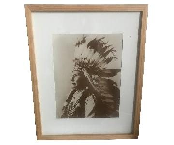 Wood Framed Chief Image