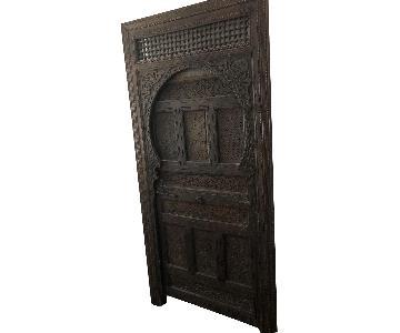 Antique Moroccan Door