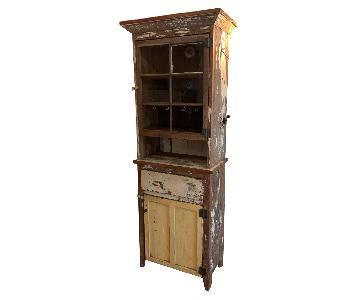 Vintage Storage Hutch/Wall Unit