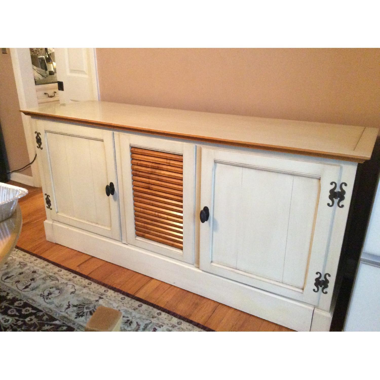Grange White Sideboard-0