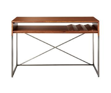 CB2 Saic Little Wave Desk