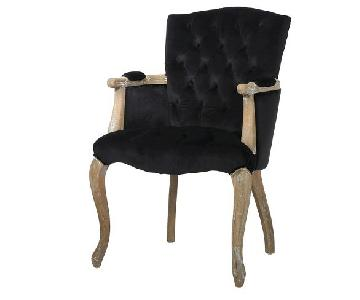 Christopher Knight Home Vintage Inspired Tufted Armchair
