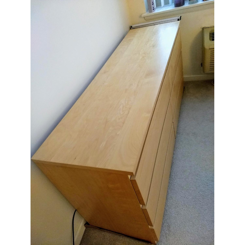 Ikea Malm 6 Drawer Dresser-2