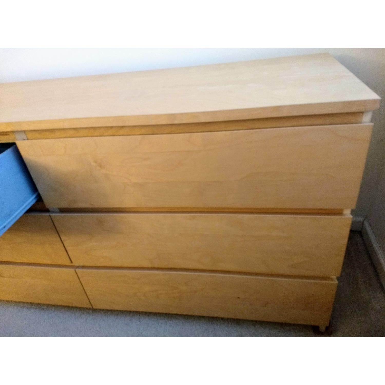 Ikea Malm 6 Drawer Dresser-7